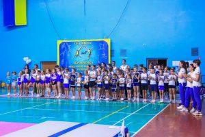 7-й открытый турнир по акробатике памяти В.А. Гака