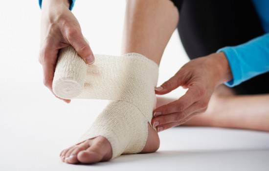 Причины спортивных травм в различных видах спорта