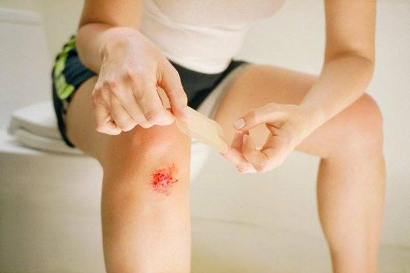 Повреждения кожных покровов. Часть 1